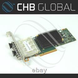 00WY983 2145-AH14 4 Port 16GB FC Adapter Card 01AC485 16gb FC SFP's AF44 AC2