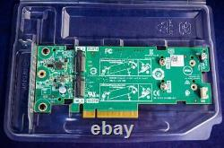02mfvd Dell 2mfvd 2x M. 2 Slot Nvme Ssd Pcie Controller Adapter Card 2mfvd