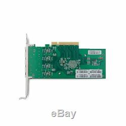 10Gtek PCI E NIC Network Card Quad L710 SFP+ Port Express Ethernet LAN Adapter