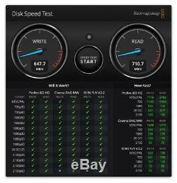 2TB (4 x 512Gb) Addonics Quad mSATA PCIe SSD Adapter Card MAC PC
