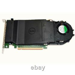 6N9RH For Dell SSD M. 2 PCIe x4 Solid State Storage Adapter Card