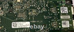 9J2HH Dell ConnectX-4 Lx CX4121A 25Gbe Dual Port Fiber Channel Adapter Card