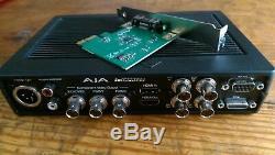 AJA Io Express I/O + PCIe Card Adapter (IO-EXPRESS-PCIE)