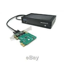 AJA Io Express I/O + PCIe Card Adapter (IO-EXPRESS-PCIE) NEW
