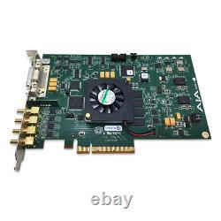 AJA KONA 4 4k 4 ch SD HD FHD 3g-SDI HDMI input Video Capture Card PCI-Express