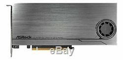 ASRock Ultra Quad M. 2Card4x 4x M. 2SSD Controller Card PCI-E PCI-Express 16