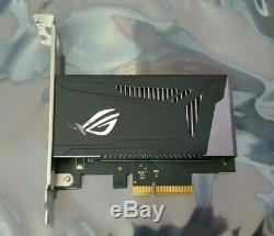 ASUS ROG AREION 10G 10Gbit RJ45 PCIe 3.0 x4 NETWORK ADAPTER CARD NEWithUNUSED