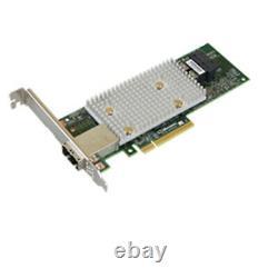 Adaptec 2293700-R Controller Card Raid Host Bus Adapter 1100-8i8e Retail