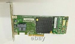 Adaptec ASR-7805Q 1G Cache PCIe SAS SATA 6GBs RAID Adapter Card with cables / Bat