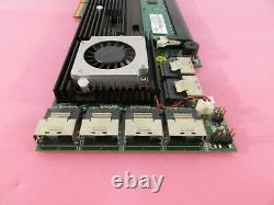Areca ARC-1882IX-24 Ver 3.0 RAID Adapter card SAS 24 Port PCIe with Cables