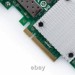 Broadcom BCM57810S 10Gb Ethernet Network Card PCIe X8 Card Dual SFP+Port Adapter