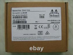 CX4111A Mellanox ConnectX-4 LX EN 25GbE Ethernet Card Adapter SFP28 PCIe