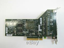 Chelsio 110-1121-40 4 Port 10Gbps PCIe Card HBA Full Height Host Bus Adapter