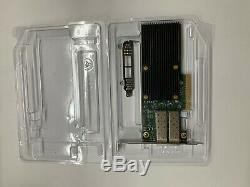 Chelsio DELL T520 CR T520-CR 10GbE 2-Port PCIe Unified Wire Adapter Card