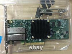 Chelsio T520-CR 10GbE 2-Port PCIe Unified Wire Adapter Card