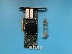 Chelsio T520-CR 10GbE 2-Port PCIe Unified Wire Adapter Card 110-1160-50