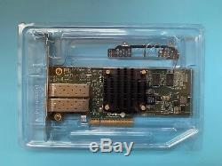 Chelsio T520 T520-CR 10GbE 2-Port PCIe Unified Wire Adapter Card 110-1160-50