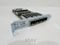 Cisco UCSC-PCIE-C25Q-04 VIC 1455 4-Port 10/25G SFP28 PCIe Network Adapter card