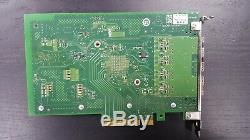 DDJKY Dell Intel X710-DA4 Quad Port SFP+ PCI-E 3.0 x8 Ethernet Network Adapter