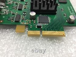 DekTec DTA-2144 R3 Quad ASI/SDI input output adapter PCI-E Card Tested & Working