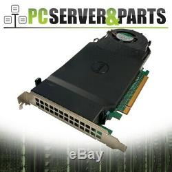 Dell 6N9RH Ultra SSD M. 2 NVMe to PCIe x4 Solid State Storage Adapter Card