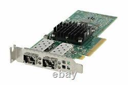 Dell BRoadcom 57404 25GBE Dual Port SFP+ PCIe 3.0 x8 NIC Adapter Card 4GMN7