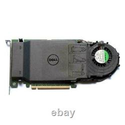 Dell DPWC300 Ultra-Speed Drive Quad NVMe M. 2 PCIe x16 Card (Adapter Only)