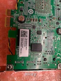 Dell Graphic Host Card Tera2 PCiO 2x mDP 1xRJ45 0R08HK Standard Bracket