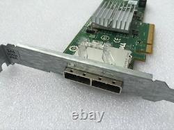 Dell H200E External Dual Port 6Gb/s SAS PCI-E Host Bus Adapter Card 12DNW