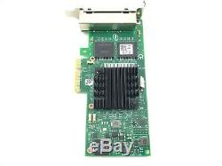 Dell Intel Server Adapter i350-F4 Quad 1000 Base T PCI-E2x4 Ethernet Card