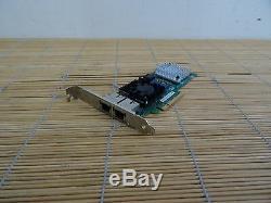 Dell/Intel X520-T2 Dual Port 10Gb PCI-E Network Server Adapter Card