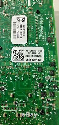 Dell Intel X520-T2 Dual Port 10Gb PCIe Ethernet Network Adapter Card D/PN JM42W