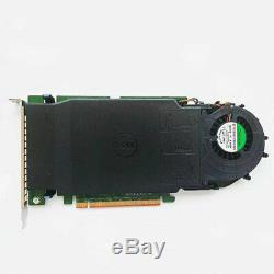Dell M. 2 Quad-Port SSD Hard Drive PCIE Adapter Card NVME