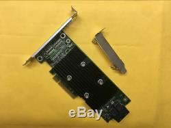 Dell Perc H330 Adapter 12Gbps SAS 6Gbps SATA PCI-E Raid Controller Card 6H1G0