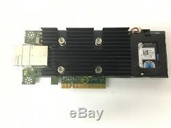 Dell Perc K4fpf 12gb/s 2gb Cache Sas Pci-e Raid Card Adapter Used