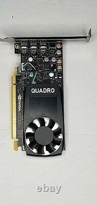 Dell Pulled NVIDIA Quadro P400 GDDR5 PCIe Graphics Card 2GB with Cables & adapter