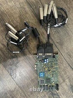 Digigram VX222e PCIe Broadcast Digital Audio Sound Adapter Card