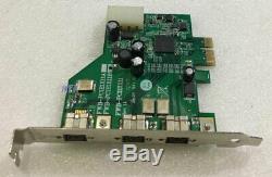 FWB-PCIE1X11B DeLock PCI Express Card 3 FireWire B FireWire adapter
