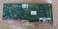 HP 593120-001 AH627-60003 Dual Channel SCSI U320E HBA PCI Express Adapter Card