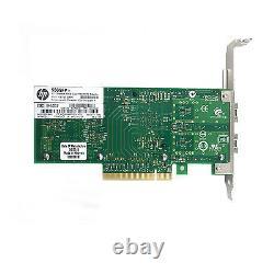 HP Ethernet 10GB 2-Port 560SFP+ Server Adapter Card 669279-001 665249-b21