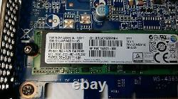 HP PCI-e To M. 2 Adapter Card with 256GB M. 2 SSD 759770-001 No Heat Sink