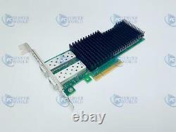 Hn7j7 Dell Intel Xxv710-da2 Dual Port 25gbe Sfp28 Pci-e Adapter Card 0hn7j7