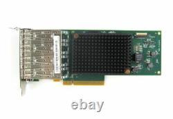 IBM EN16 4-Port 10GbE PCIe3 LPX SR Low-Profile Adapter CCIN 2CE3 8q