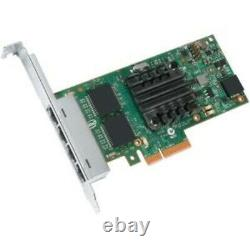 Intel I350T4V2BLK Network Card Ethernet Server Adapter I350-T4V2 Bulk