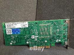 Intel X540-T2 PCI Express 2.1 Network Adapter 10Gb Ethernet x 2 X540T2G1P5