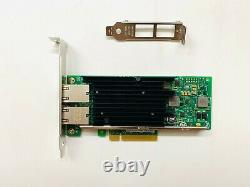 Intel X540-T2 X540-AT2 10G PCI-E Dual RJ45 Ports Ethernet Network Adapter