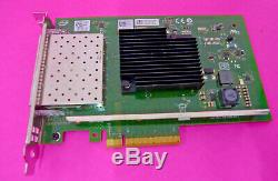 Intel X710-DA4 10Gb SFP+ PCIe x8 Converged Network Adapter Card Dell DDJKY