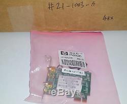 LOT OF 48 HP PCI-E WL-LAN 802.11 B/G/N Saffron Adapter Card 466808-002 @@@