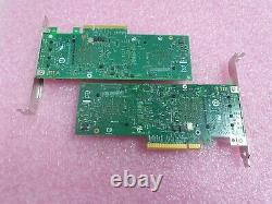 LOT of Intel X520-T2 10Gbps Ethernet Server 2-Port PCI-E Adapter