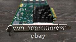 LSI SAS 9201-16i HBA PCI-Express SFF-8087 6Gbps SATA / SAS Host Bus Adapter Card